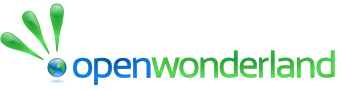 Open Wonderland logo